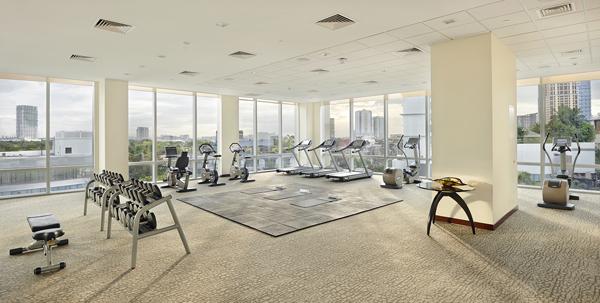 Fairmont Fitness Center
