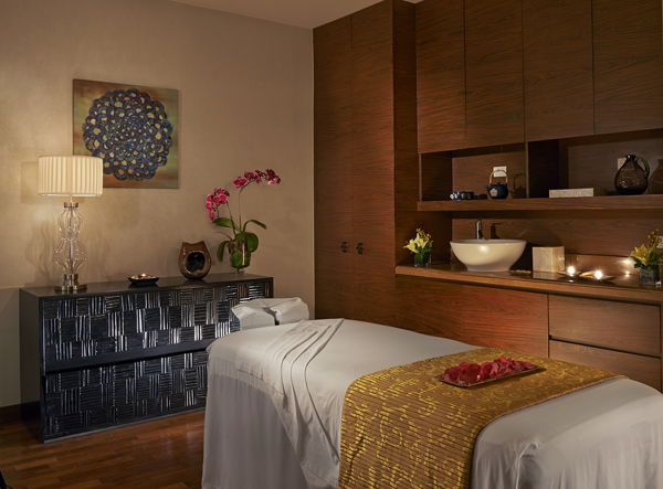 Willow Stream Spa Treatment Room
