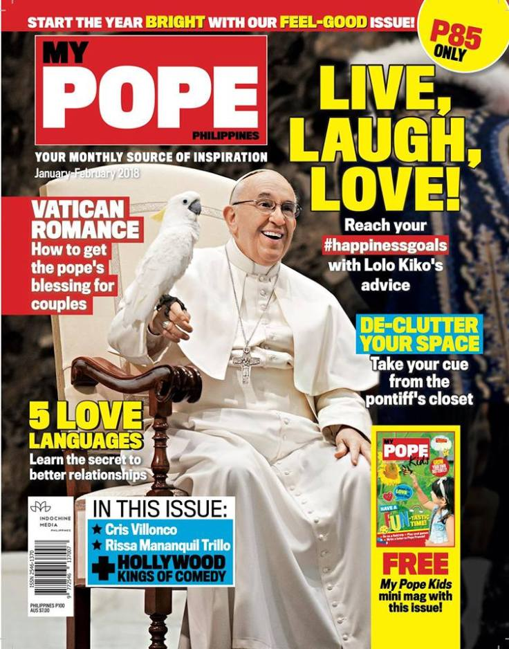 My Pope Jan 2018