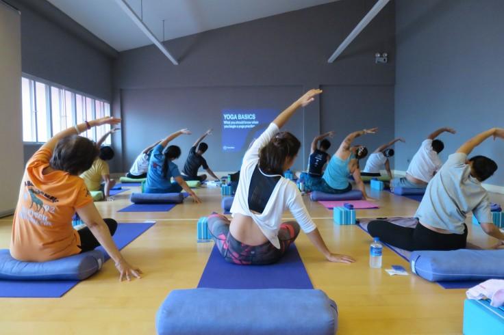 yoga basics urban ashram